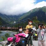 Kちゃんご家族の夏旅~北アルプスの雄大な景色と満点の星空の上高地へ~